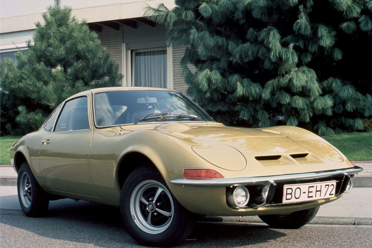 New Opel Gt Classic Car Review Honest John On This Month