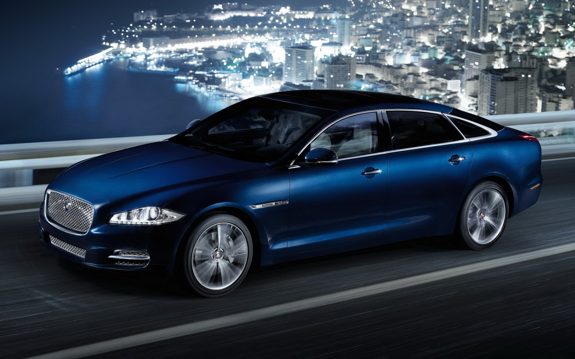 New Jaguar Xj Full Hd Wallpaper And Background Image On This Month