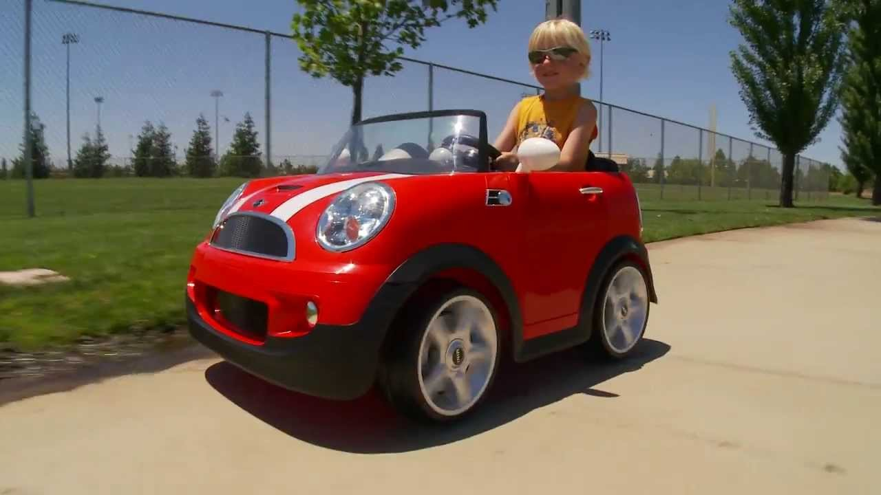 New Avigo Mini Cooper Kids Car Youtube On This Month