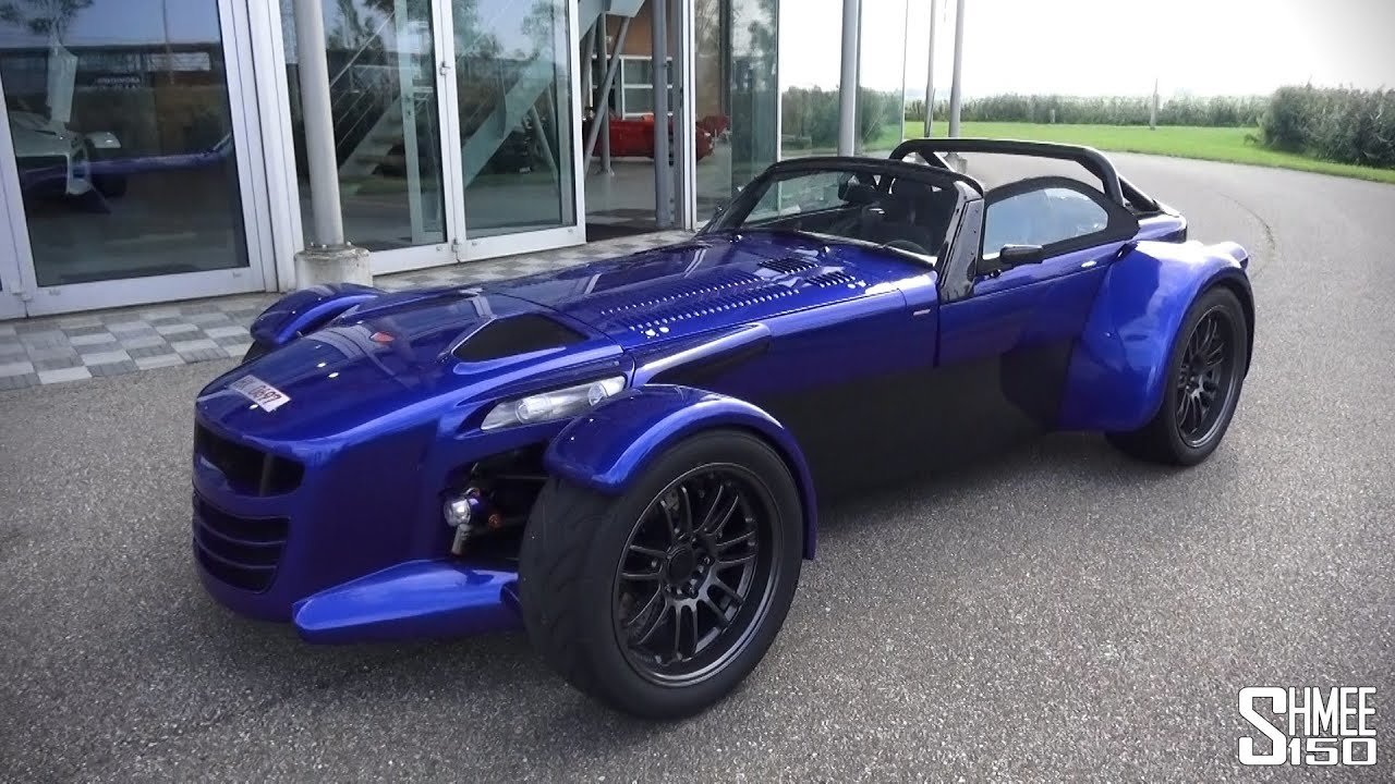 New Donkervoort D8 Gto Test Drive On Road And Track Youtube On This Month