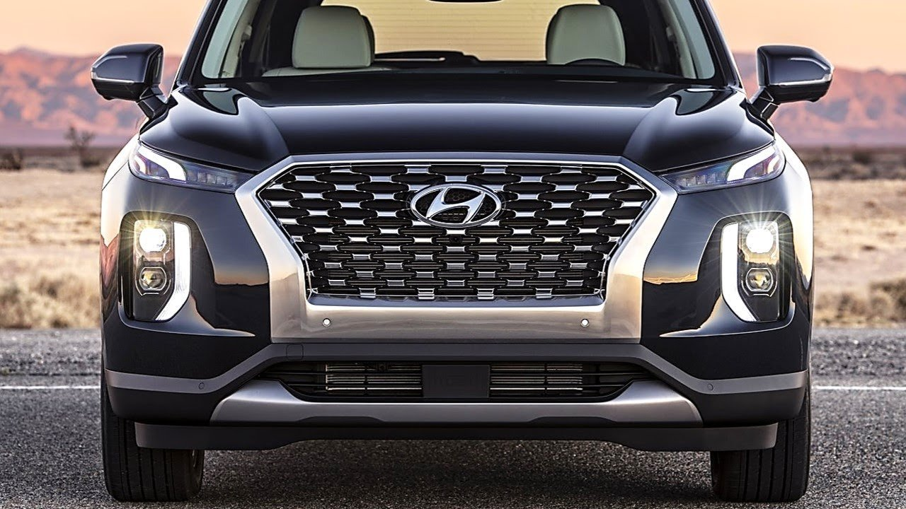 New 2020 Hyundai Palisade 7 Seater Suv The New Flagsip Of On This Month