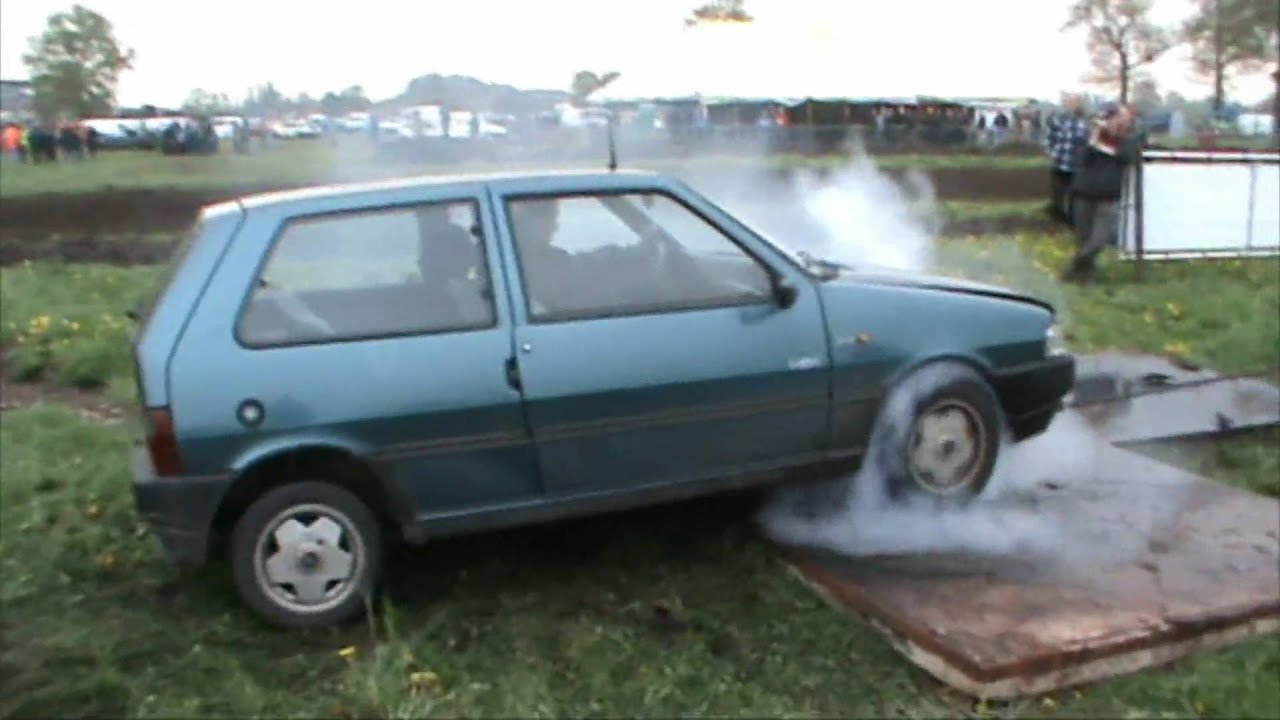 New Fiat Uno Burnout Youtube On This Month