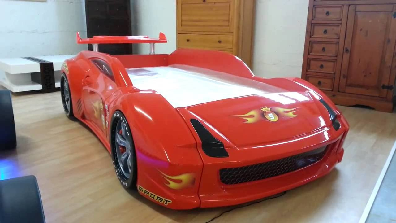 New Lamborghini Car Bed Kinderbett Supercarbeds Youtube On This Month