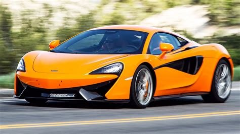 New 2016 Mclaren 570S Supercar Speed With Sports Car Fun On This Month