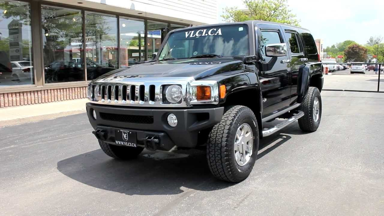 New 2010 Hummer H3 Village Luxury Cars Toronto Youtube On This Month