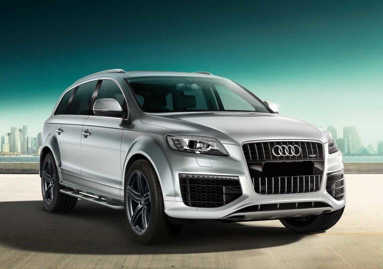 New 2019 Audi Q7 Front Photo New Auto Car Preview On This Month