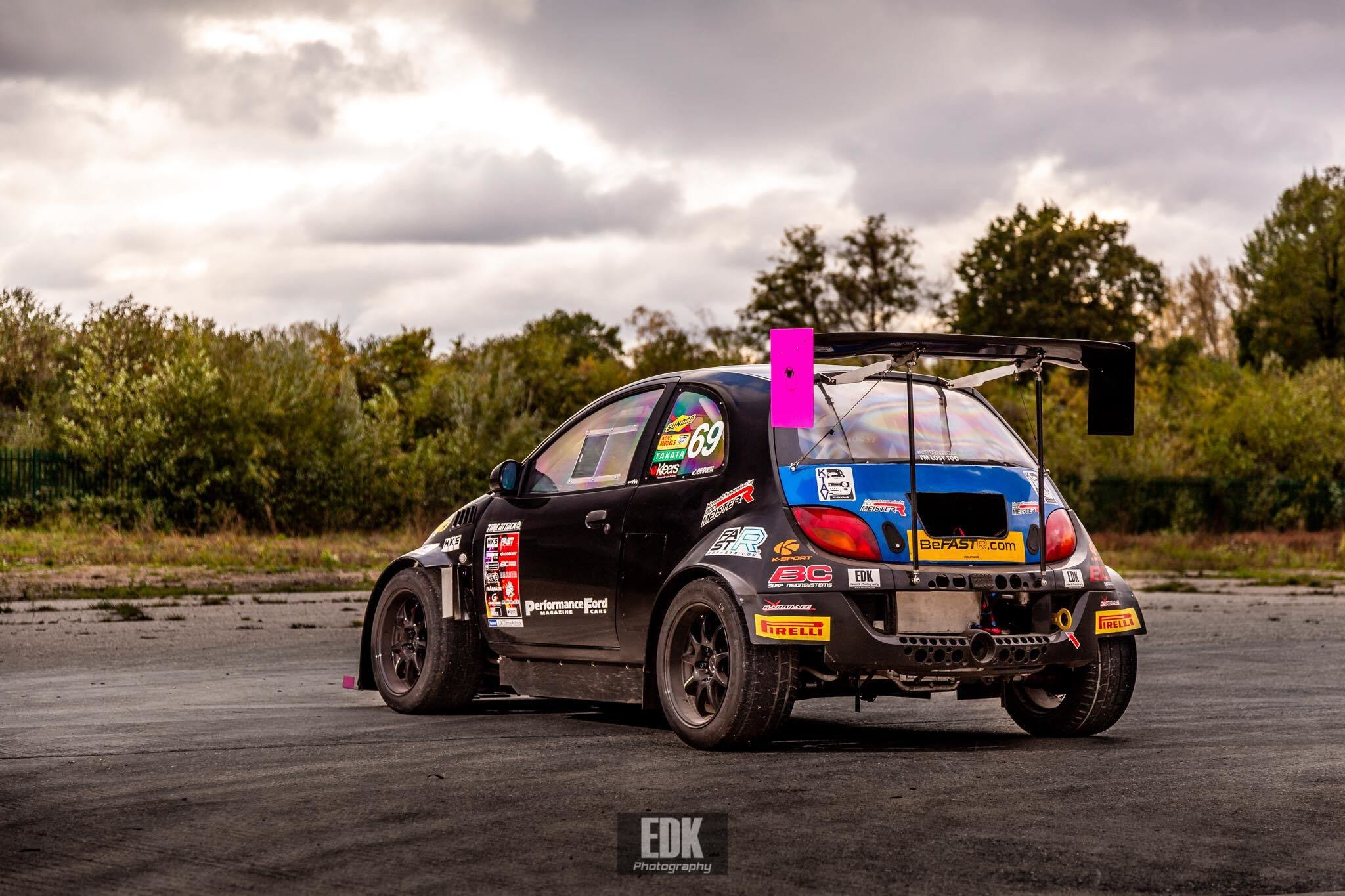 New Ford Ka Time Attack Car Link Engine Management On This Month