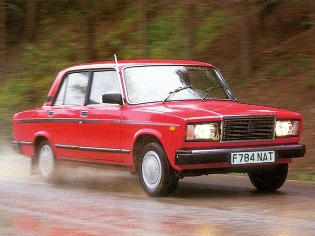 New Cars That Won T Die Lada Riva Carbuzz On This Month