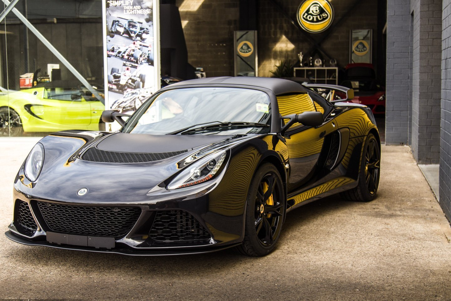 New Lotus Exige Sport 350 On This Month