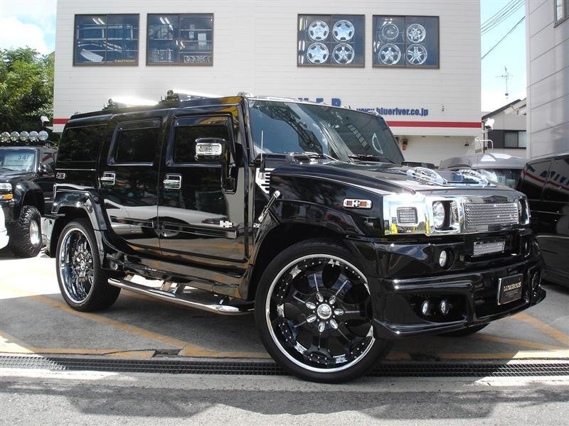 New Hummer Car The Car Club On This Month