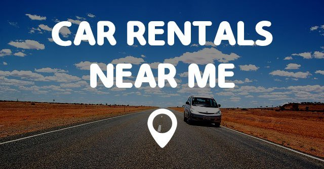 New Car Rentals Near Me Find Car Rentals Near Me Locations Easy On This Month