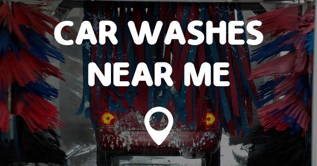 New Car Washes Near Me Points Near Me On This Month