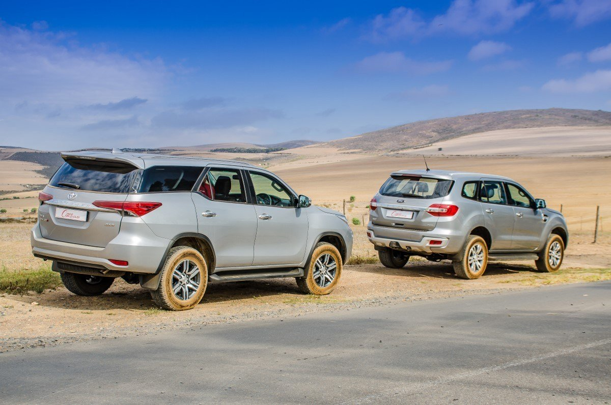 New Comparative Review Ford Everest 3 2 4X4 Xlt Vs Toyota On This Month