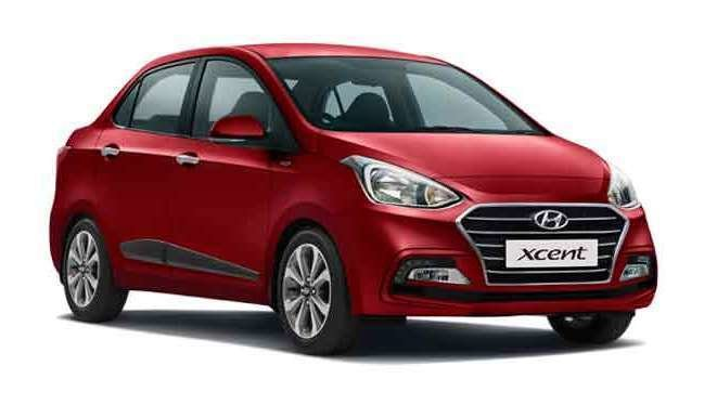 New Hyundai Xcent Price Gst Rates Images Mileage Colours On This Month