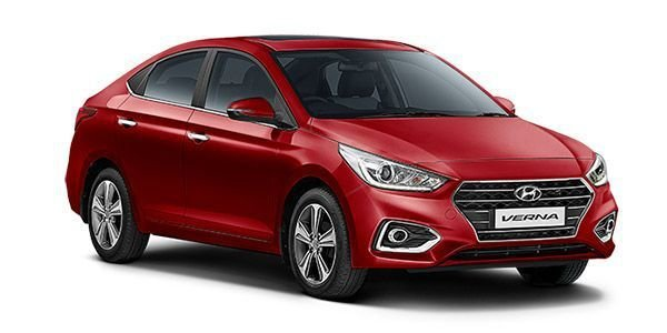 New Hyundai Verna Price Images Mileage Colours Review In On This Month
