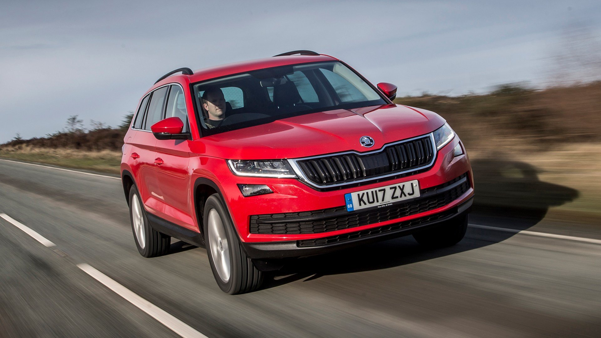 New Skoda Kodiaq Suv 2016 Review Auto Trader Uk On This Month