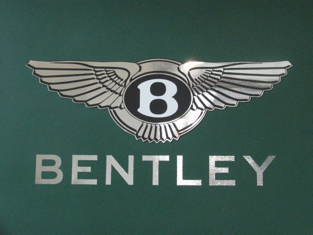 New Bentley Logo A Photo On Flickriver On This Month