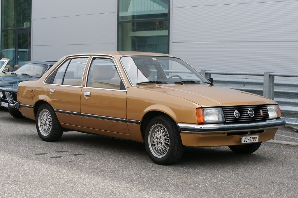 New Opel Rekord E1 26 7 2015 2417 Opel Germany Classic On This Month