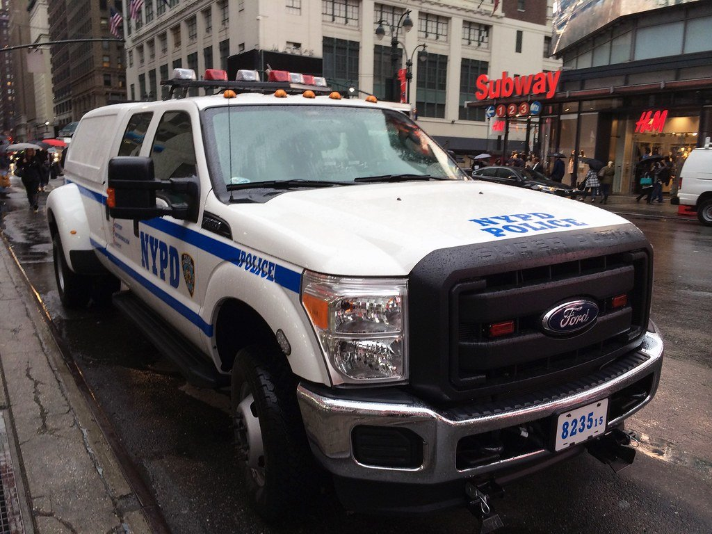 New Picture Of Brand New Nypd 2015 Ford F350 Pickup Car 8238 On This Month