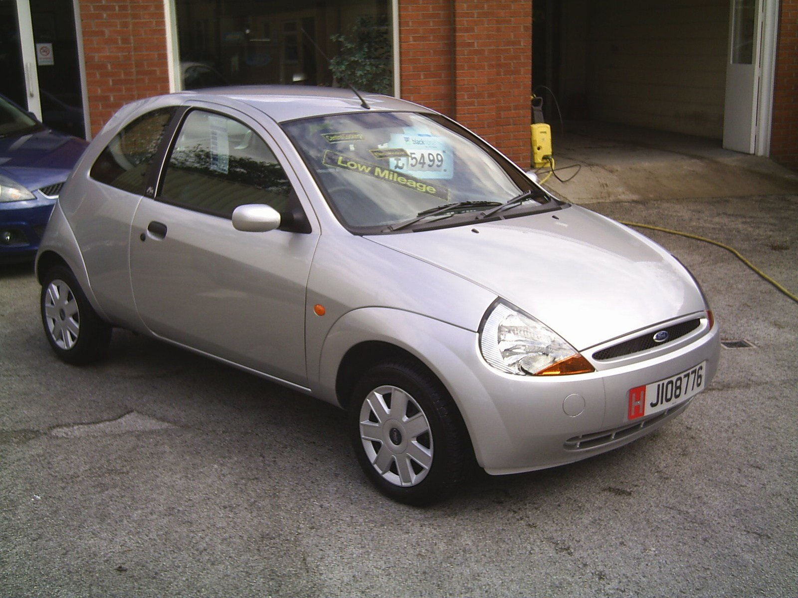 New Ford Ka Overview Cargurus On This Month