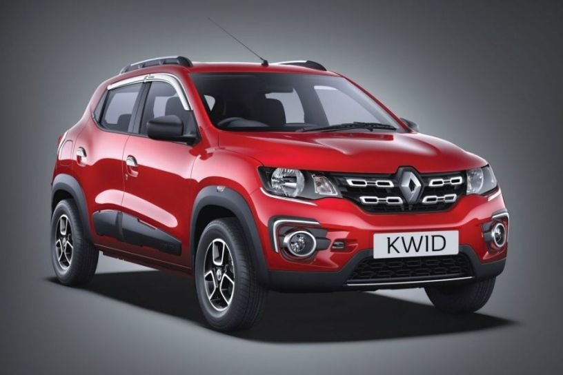 New Renault Kwid Design Suv Inspired Styling Features On This Month