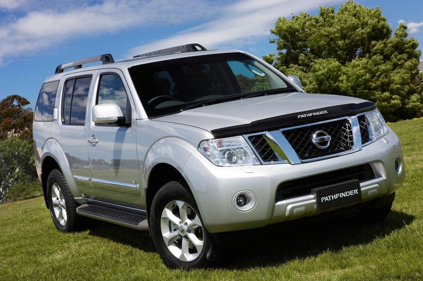 New Nissan Pathfinder Review Photos Caradvice On This Month