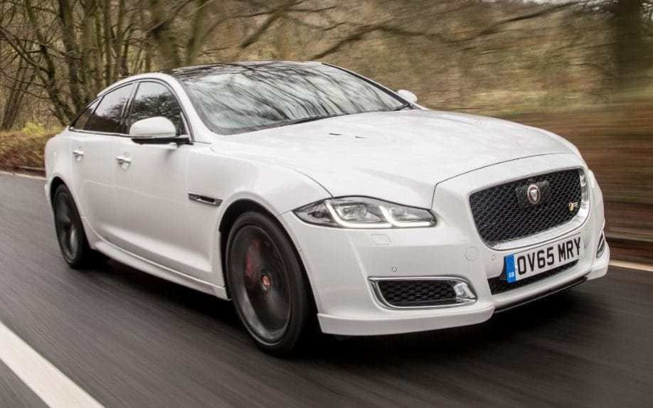 New Jaguar Xj Review Can The Biggest Cat Better Bmw And Audi On This Month