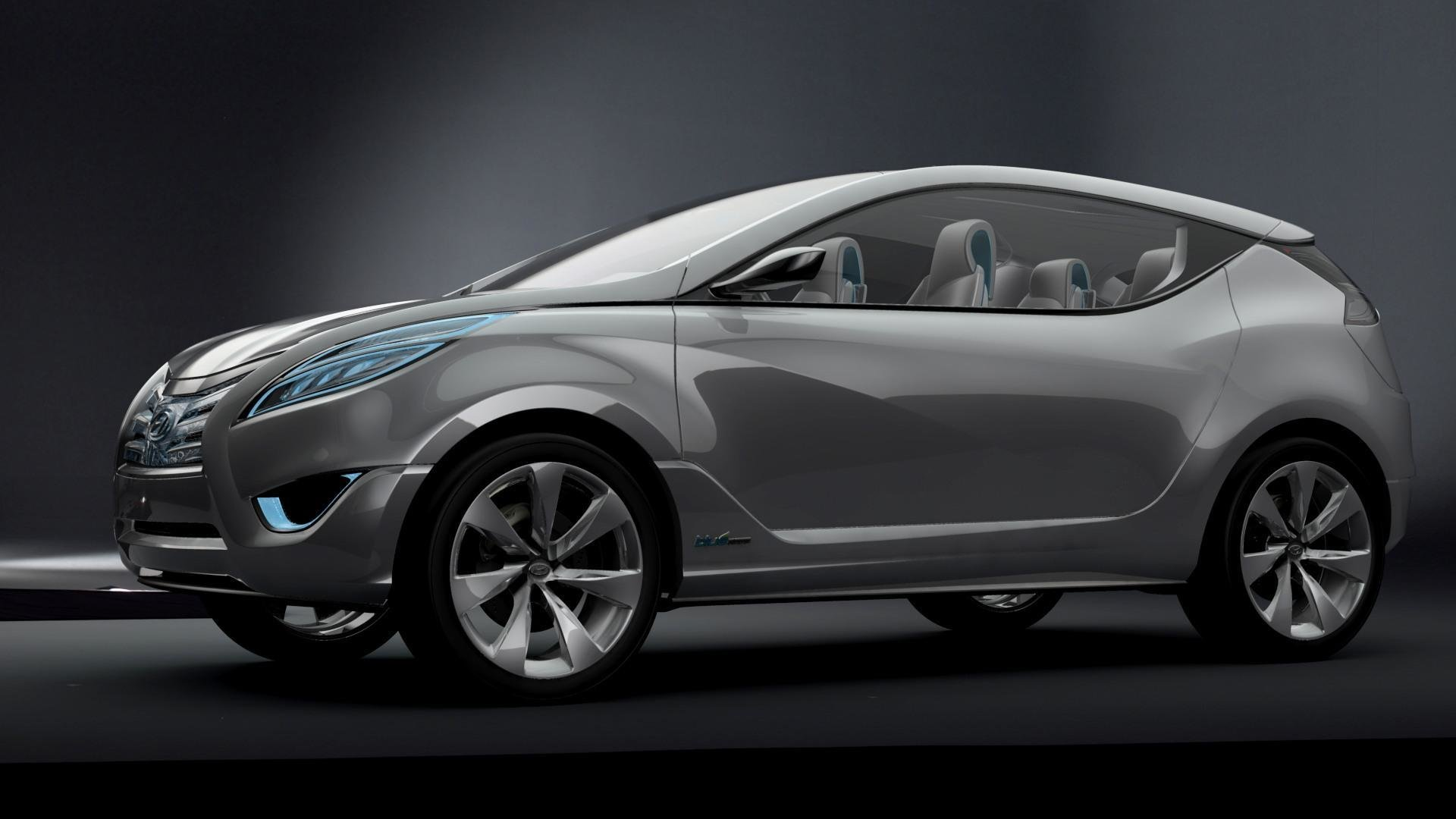 New 2009 Hyundai Hd 11 Nuvis Concept Image Https Www On This Month