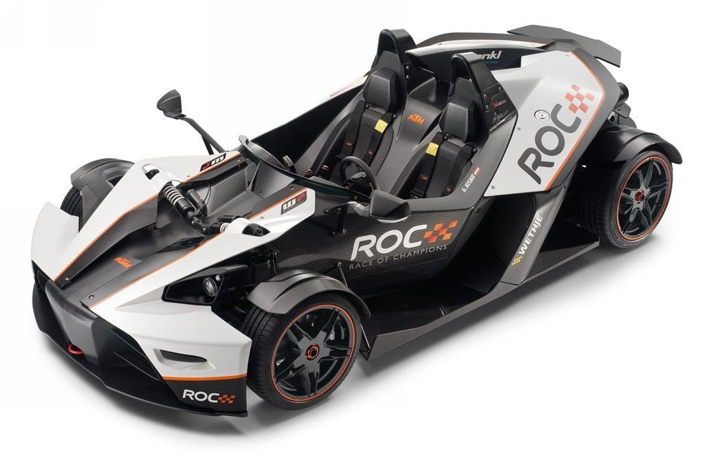 New 2009 Ktm X Bow Roc News And Information Conceptcarz Com On This Month