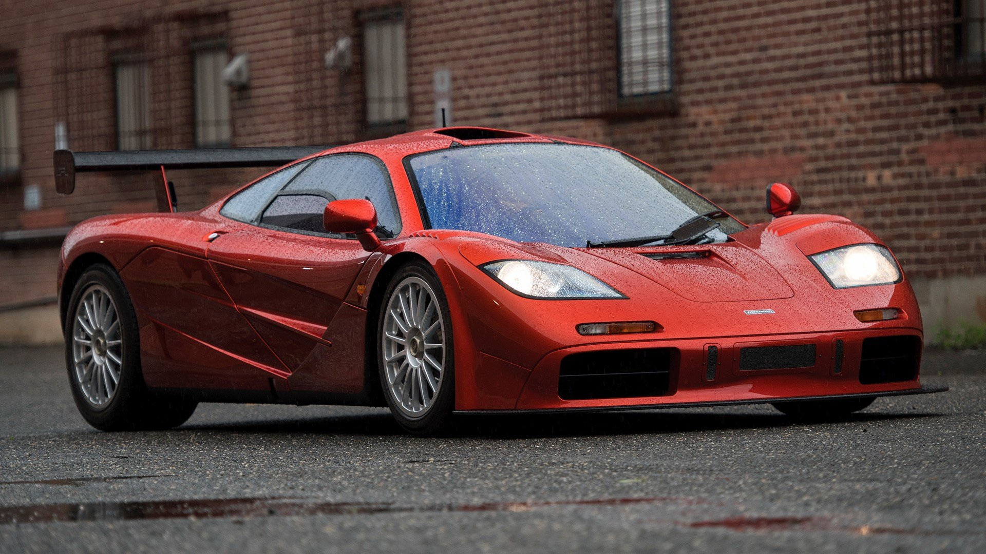 New 1998 Mclaren F1 High Downforce Package Wallpapers And Hd On This Month