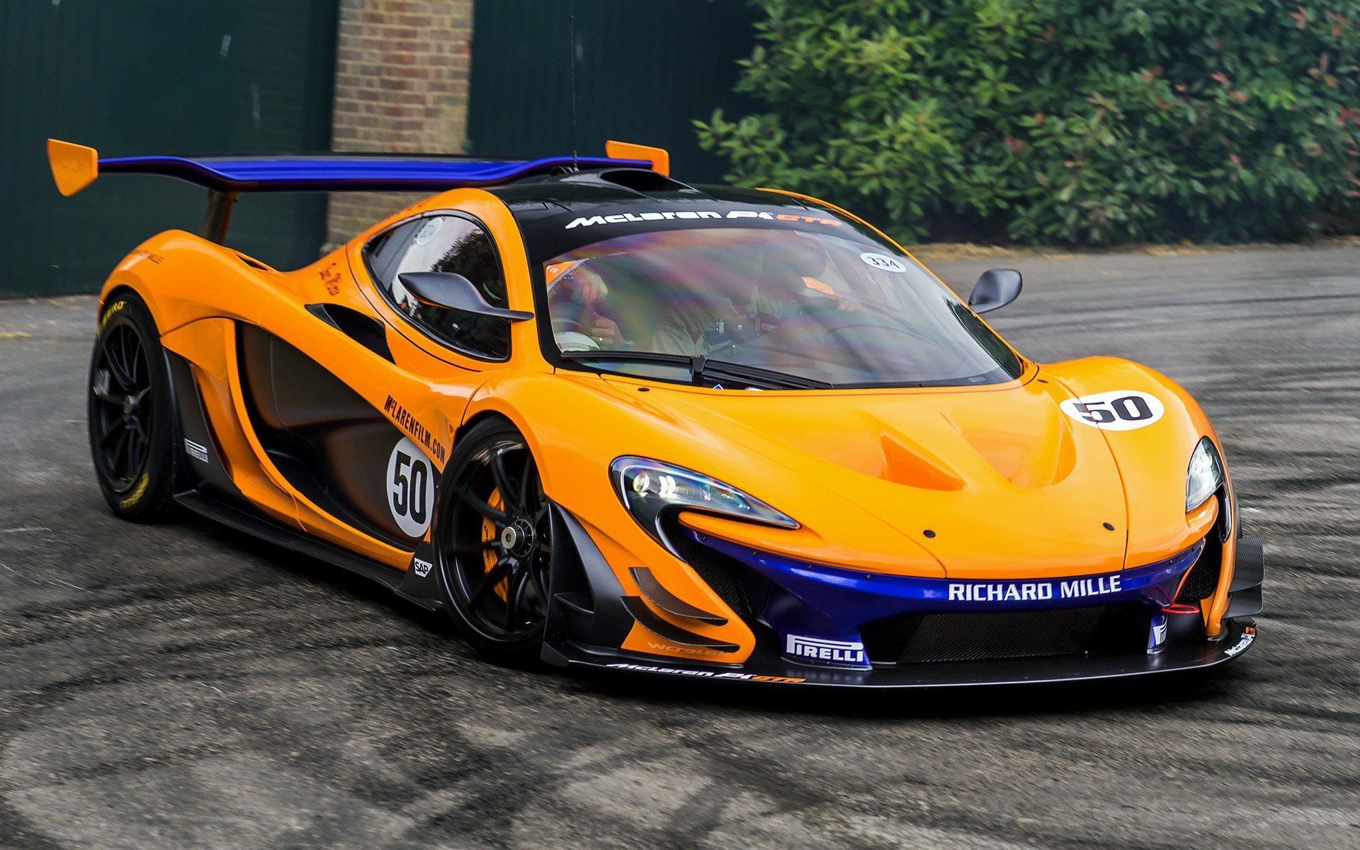 New 2015 Mclaren P1 Gtr Wallpapers And Hd Images Car Pixel On This Month