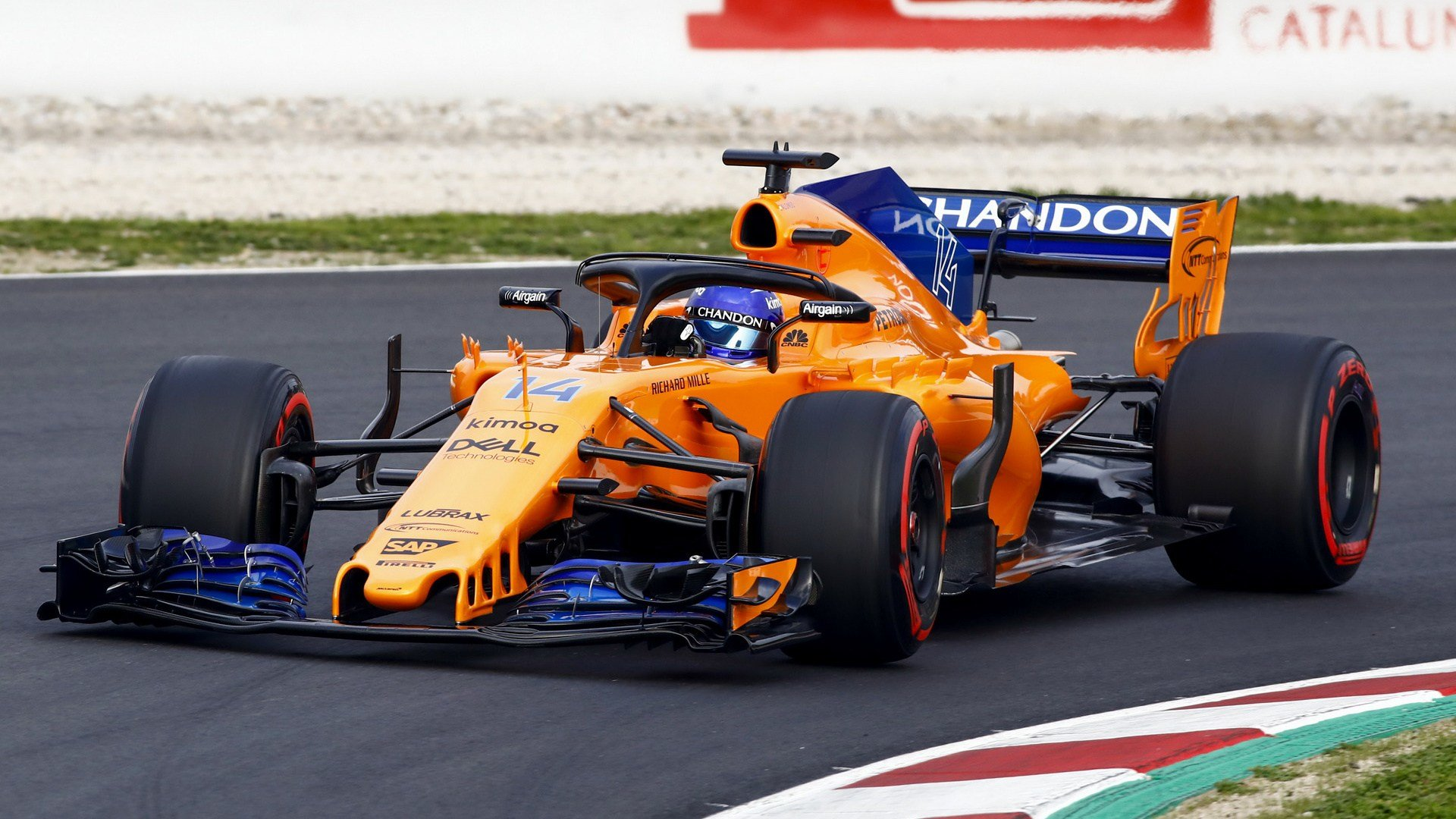 New 2018 Mclaren Mcl33 Wallpapers And Hd Images Car Pixel On This Month
