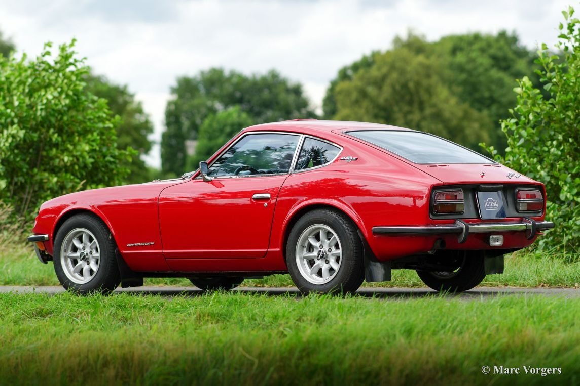 New Datsun 240Z Rally Car 1971 Classicargarage Nl On This Month