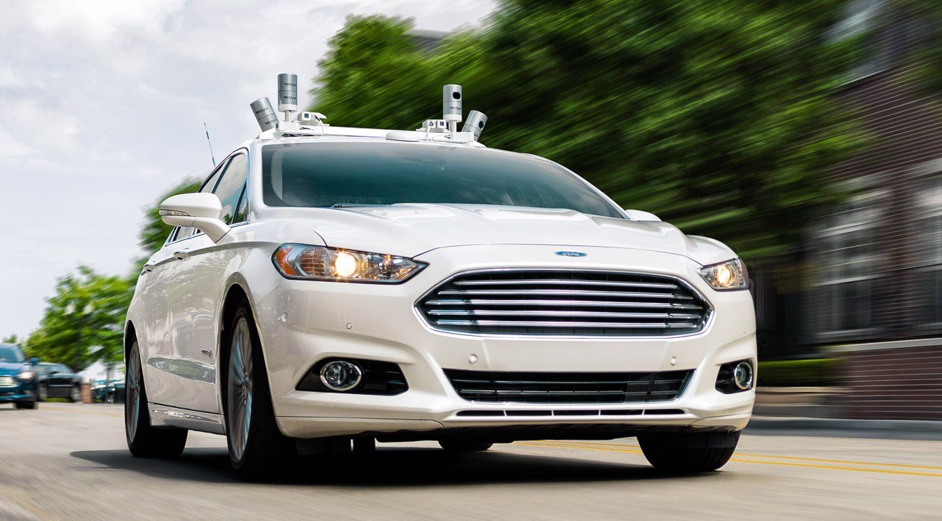 New Ford We Ll Sell Fully Autonomous Cars By 2021 With No On This Month