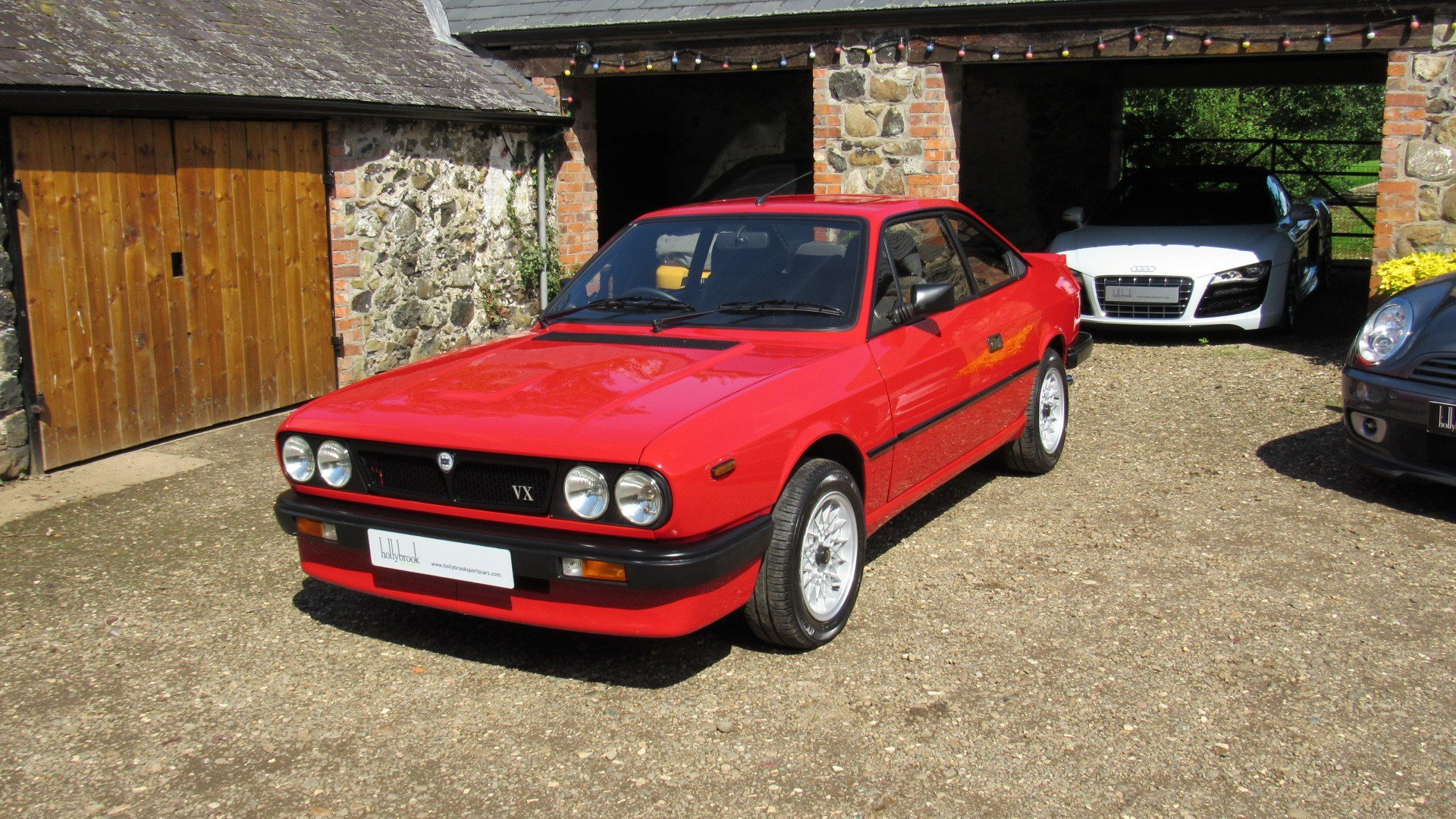New Lancia Beta Volumex Supercharged Hollybrook Sports Cars On This Month