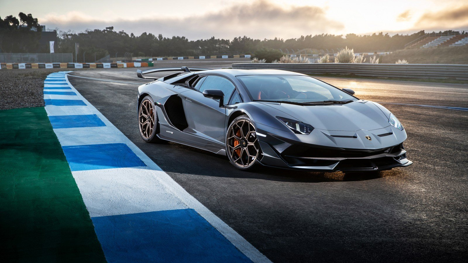 New Lamborghini Aventador Svj 2019 4K Wallpapers Hd On This Month