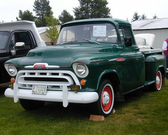 New Classic Trucks History Pictures And Information On This Month