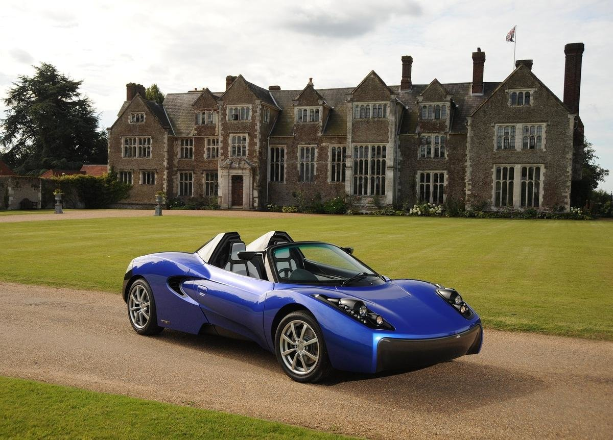 New Ø Gordon Murray Teewave Ar 1 Concept Is An Electric Sports On This Month