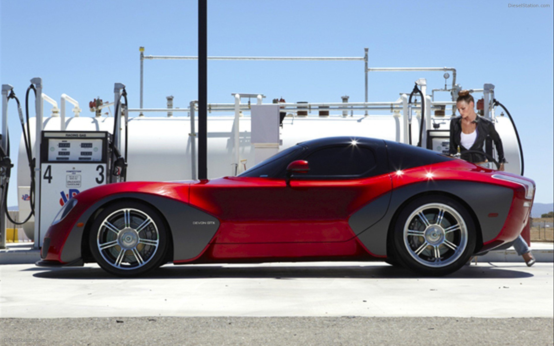 New 2010 Devon Gtx Widescreen Exotic Car Image 10 Of 68 On This Month