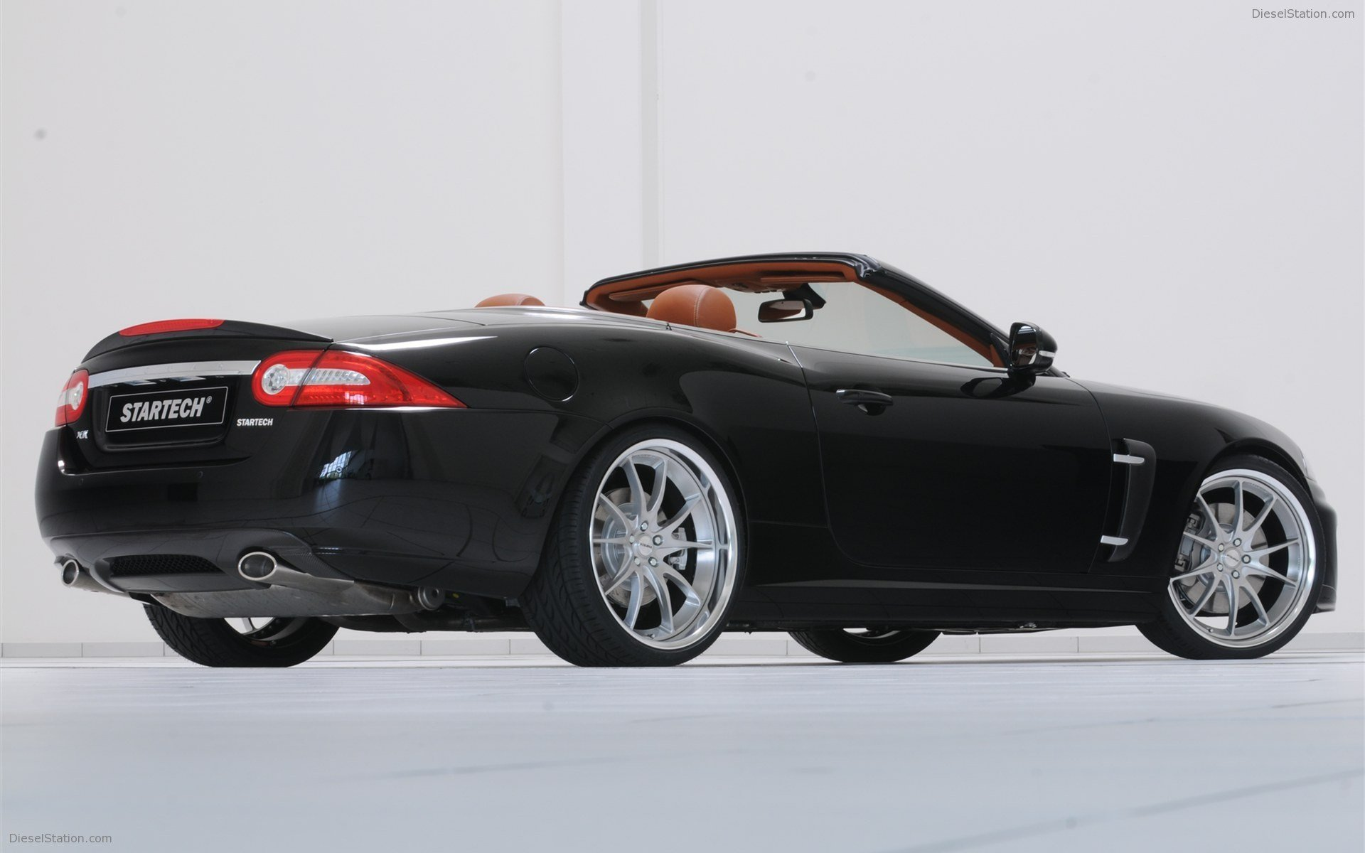 New Startech Jaguar Xk Xkr 2010 Widescreen Exotic Car On This Month