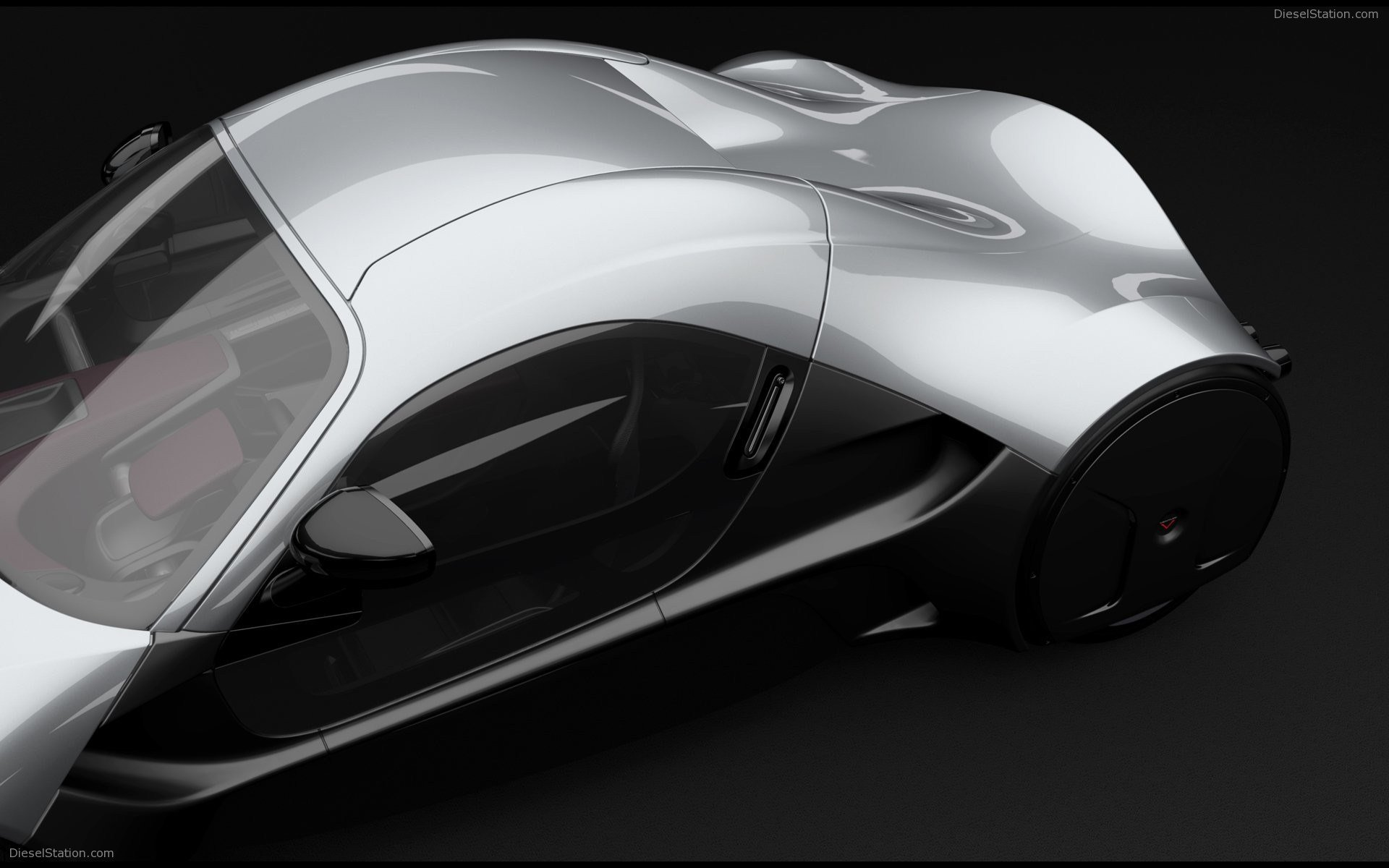 New Venturi Volage Concept Car 2008 Widescreen Exotic Car On This Month