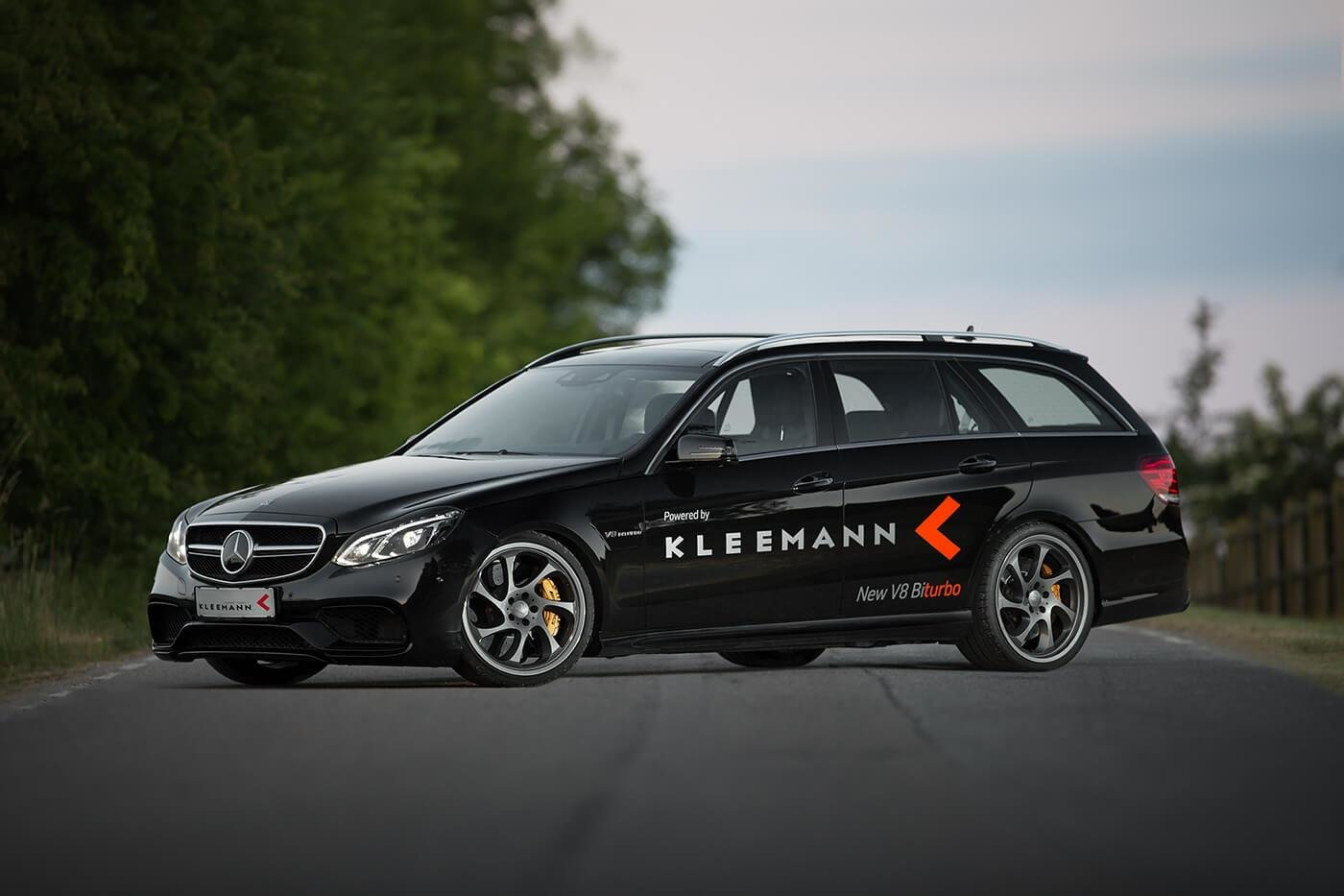 New Kleemann E63S K4 Kleemann Mercedes On This Month