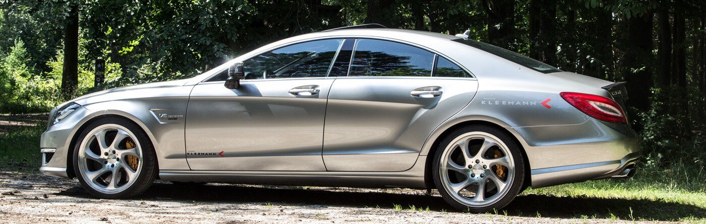 New Mercedes Tuning Kleemann Superchargers On This Month