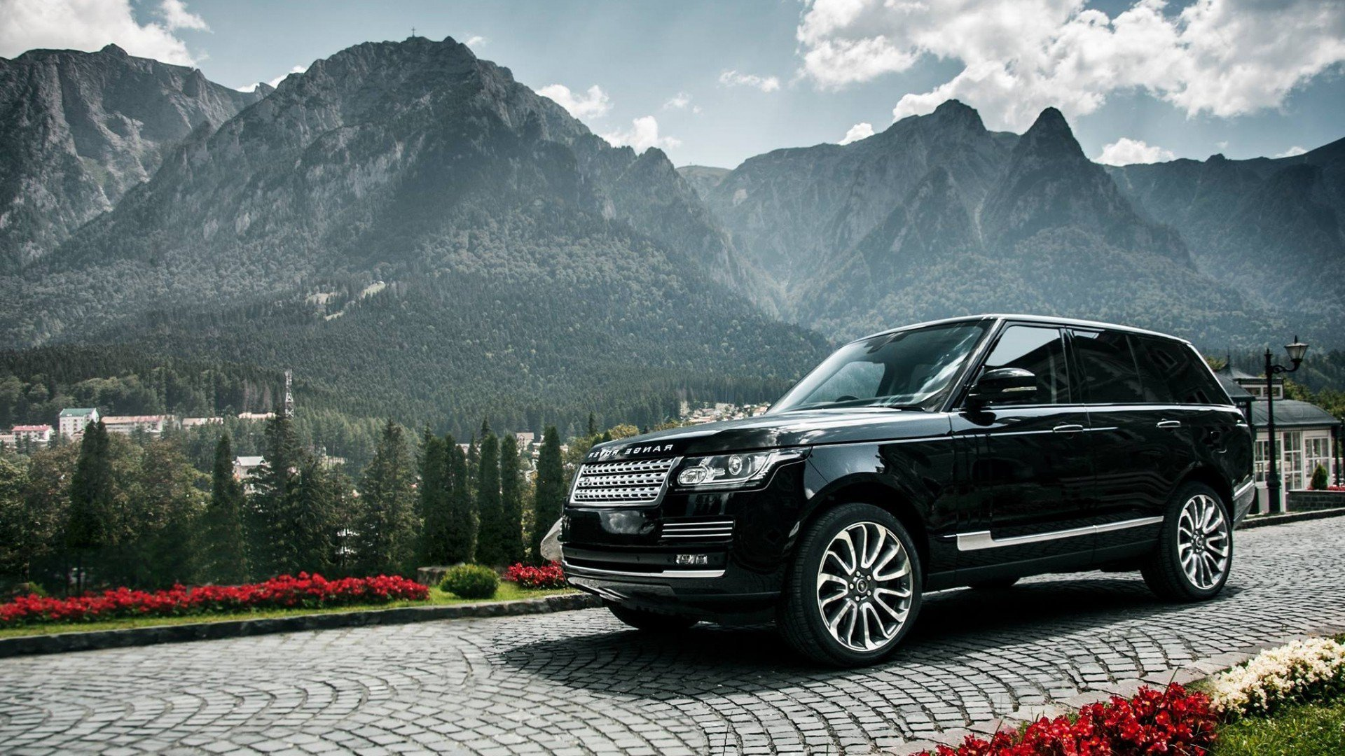 New Range Rover Black Hd Cars 4K Wallpapers Images On This Month