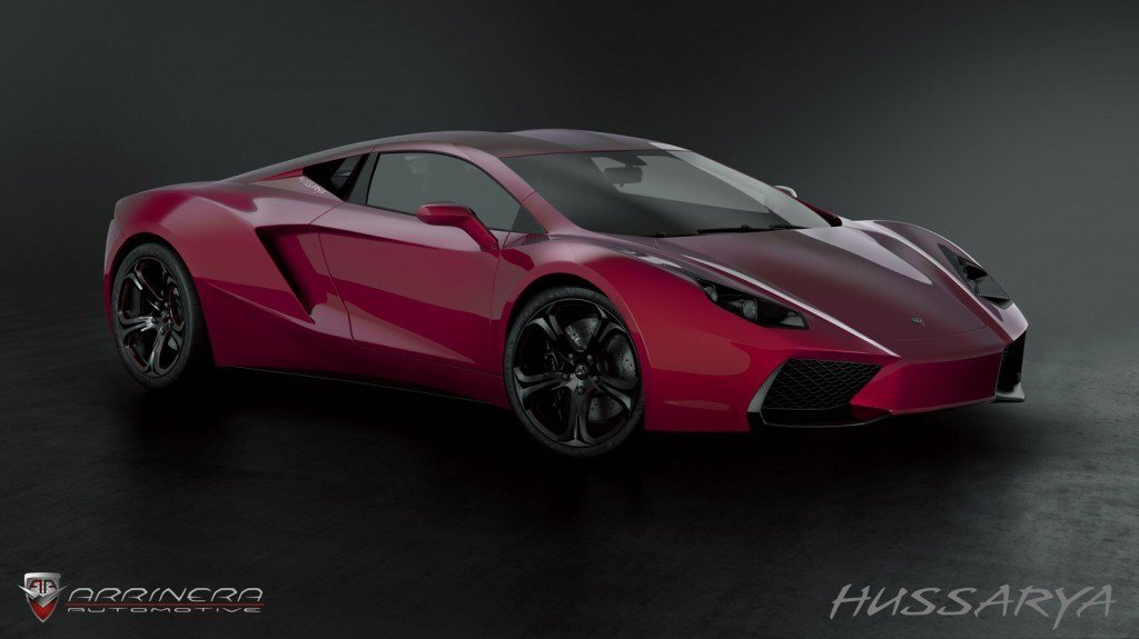 New Arrinera Hussarya Official Design Renderings On This Month