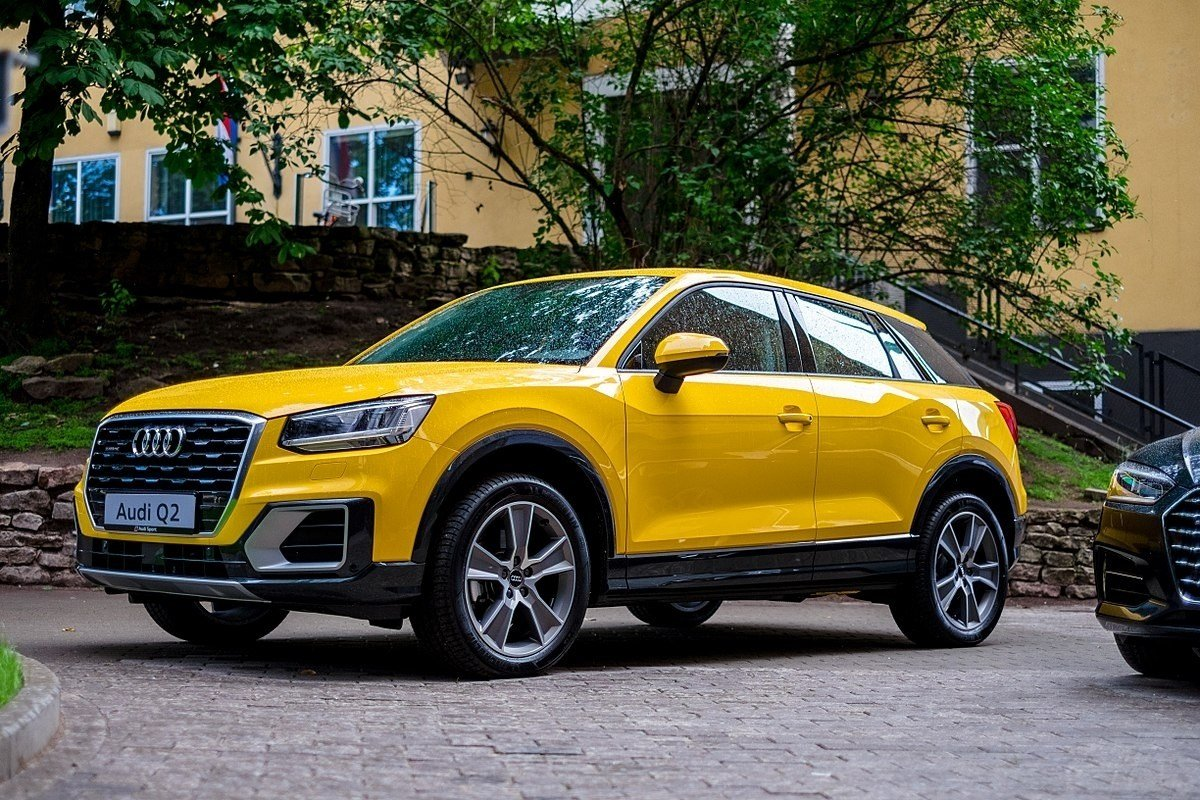 New 2019 Audi Q2 Exterior Photo New Car Release News On This Month