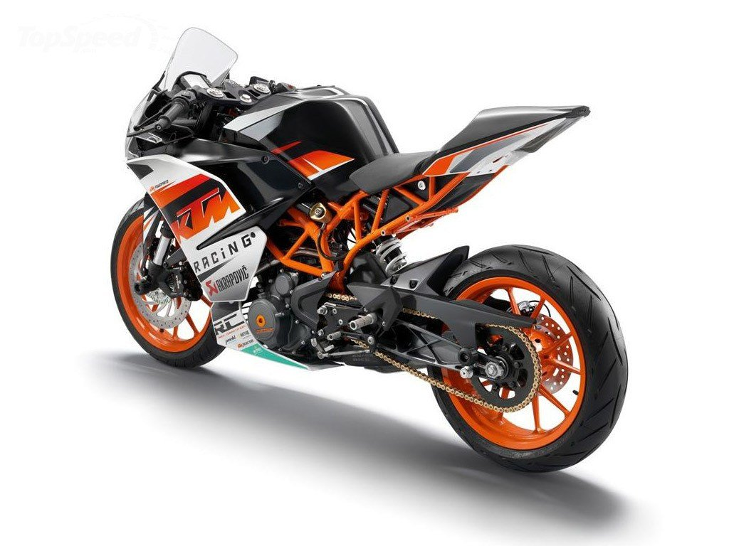 New 2014 Ktm Rc 390 Picture 553999 Motorcycle Review Top On This Month