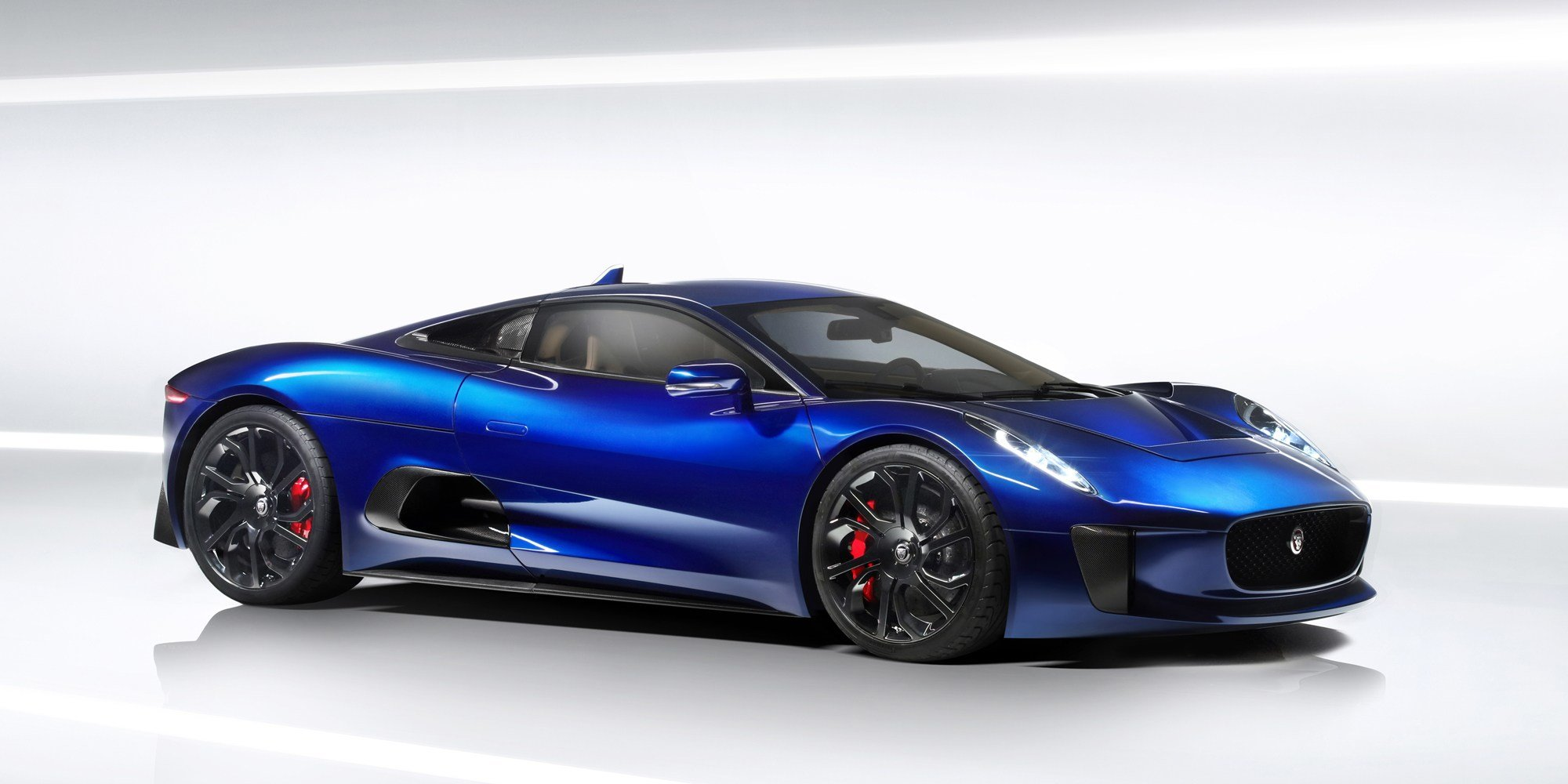 New Jaguar C X75 Photo Gallery On This Month