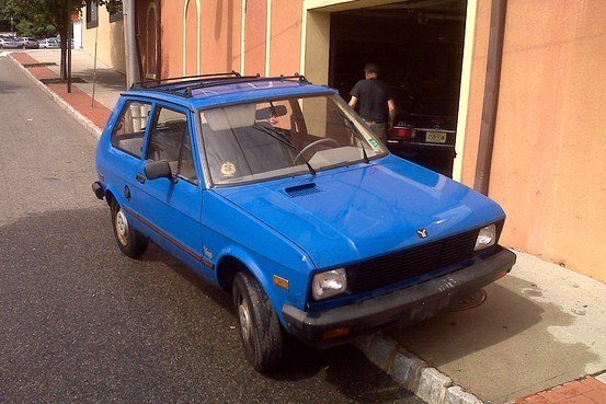 New Is The Yugo Gv Really The Worst Car Ever Driver S Seat On This Month