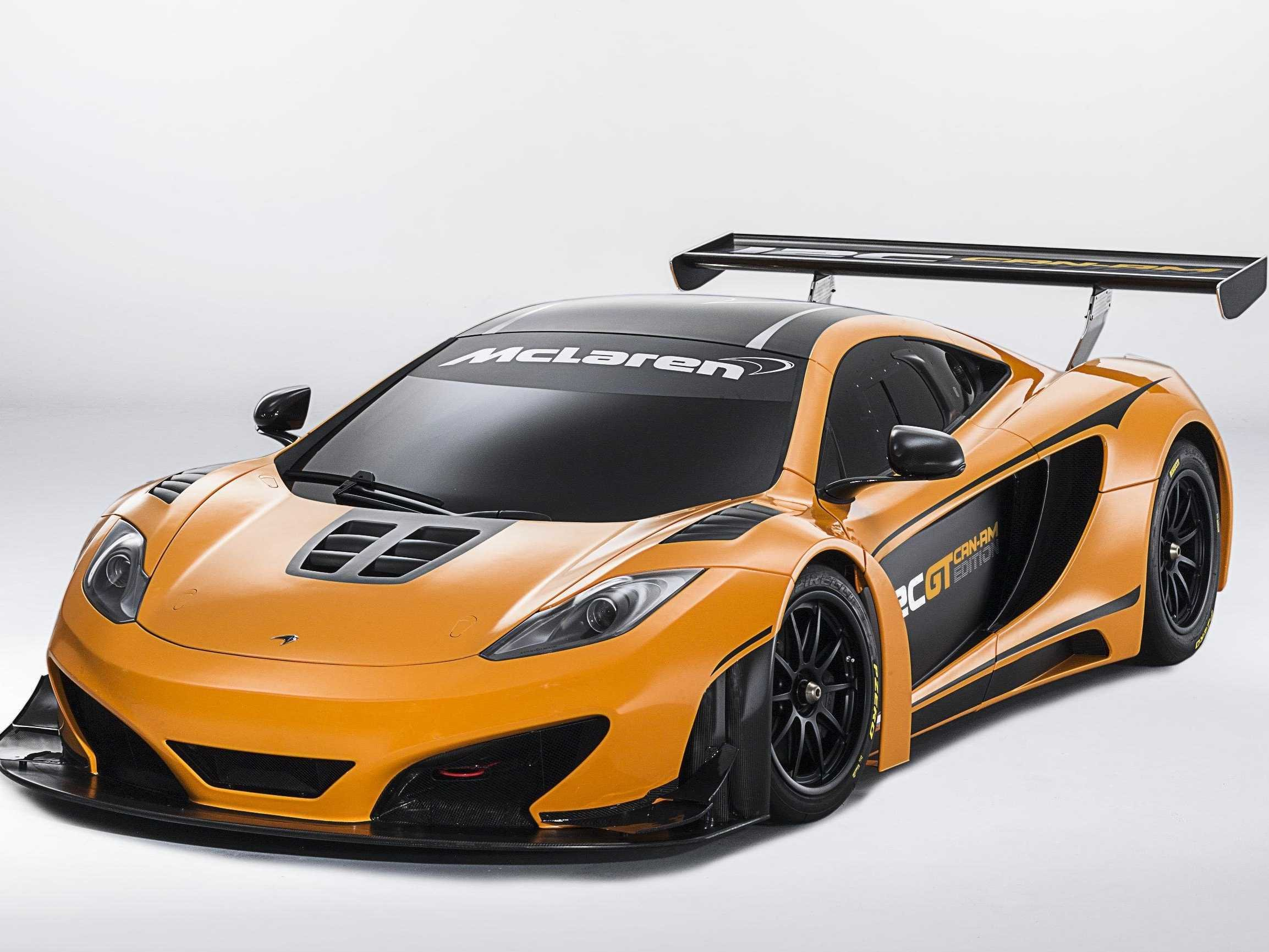 New Mclaren Is Building A 597 000 Track Car For Rich People On This Month